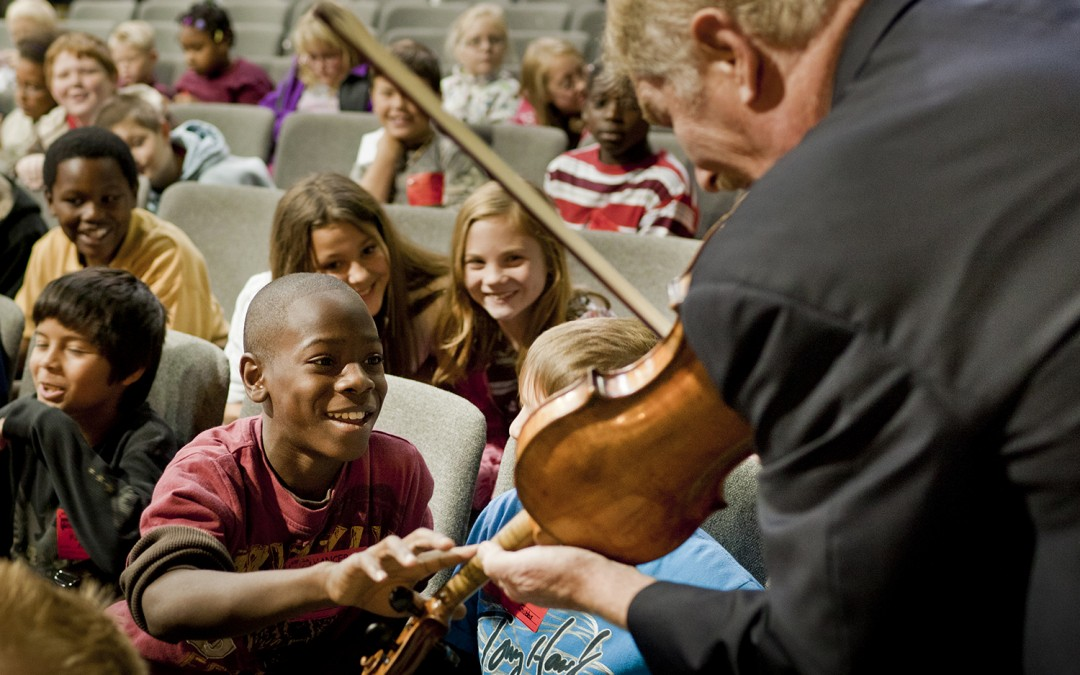 North Carolina Symphony Receives A.J. Fletcher Foundation Grant