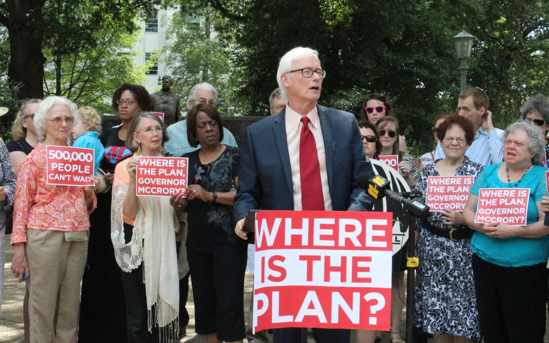 Where Is The Plan? A Day of Action