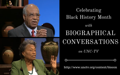 Celebrating Black History Month with Biographical Conversations