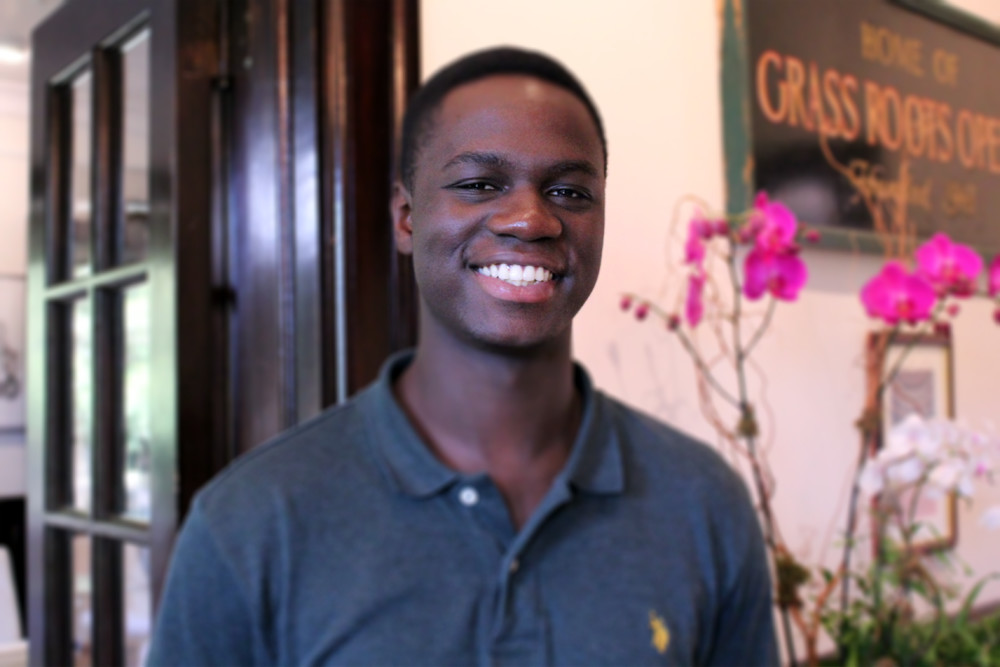 Welcoming Yemi, Our 2016-2017 Fellow!