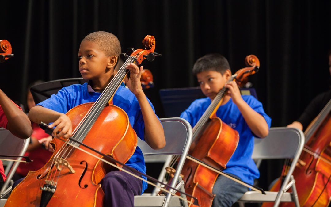 Celebrating National Arts in Education Week with Kidznotes!