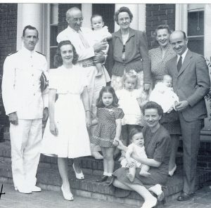 Fletcher family in 1944