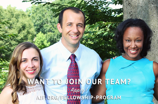 We're looking for our next Fellow!